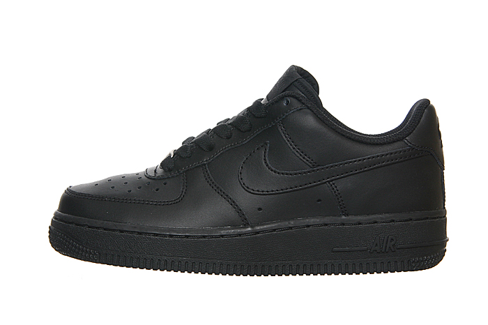 air force nike nere basse